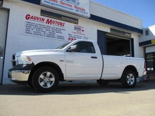 Used 2017 RAM 1500 SXT for sale in Swift Current, SK