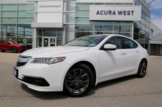 Used 2016 Acura TLX Tech Tech Model 2 sets of tires (winters shown) for sale in London, ON