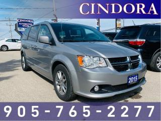 Used 2015 Dodge Grand Caravan SXT Premium Plus for sale in Caledonia, ON