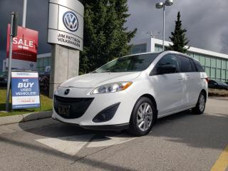 Used 2013 Mazda MAZDA5 GS for sale in Surrey, BC