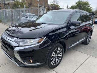 Used 2019 Mitsubishi Outlander ES AWC premium package 7 passenger for sale in Hamilton, ON