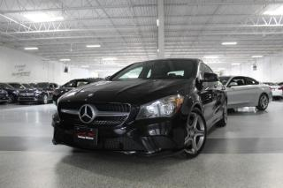 Used 2016 Mercedes-Benz CLA-Class CLA250 4MATIC I NO ACCIDENTS I NAVIGATION I REAR CAM for sale in Mississauga, ON