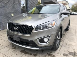 Used 2016 Kia Sorento Awd 2.0l Turbo for sale in Nobleton, ON