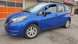 Used 2017 Nissan Versa Note 5dr HB 1.6 SV, BLUE TOOTH, BACK UP CAMERA, HEATED SEATS for sale in Calgary, AB