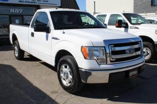 Used 2013 Ford F-150 XLT Reg cab 8ft Long box 5.0L for sale in Mississauga, ON