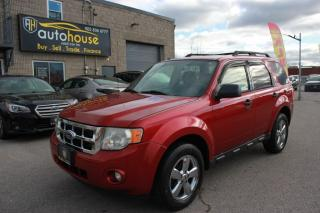 Used 2009 Ford Escape V6/XLT/CHROME RIMS/KEYLESS ENTRY/BLUETOOTH/AS IS for sale in Newmarket, ON