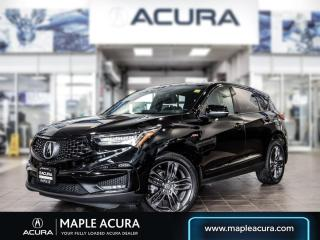 Used 2019 Acura RDX A-Spec for sale in Maple, ON