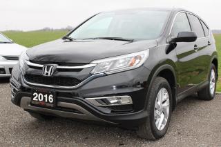 Used 2016 Honda CR-V SE for sale in New Hamburg, ON
