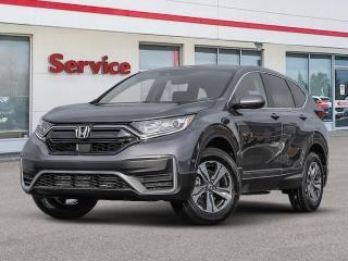 New 2021 Honda CR-V LX for sale in Brandon, MB