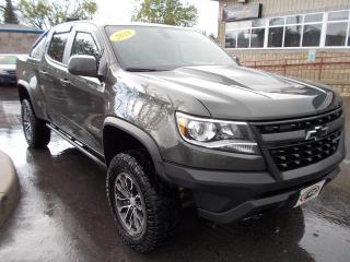 Used 2018 Chevrolet Colorado ZR2 for sale in Windsor, ON