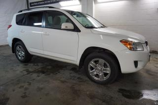 Used 2011 Toyota RAV4 2WD CERTIFIED 2YR WARRANTY SUNROOF CRUISE ROOF RACK for sale in Milton, ON