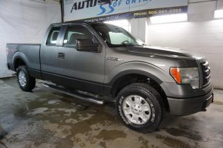 Used 2010 Ford F-150 V8 XTR 4X4 CERTIFIED 2YR WARRANTY RUNNING BOARD ALLOYS AUX for sale in Milton, ON