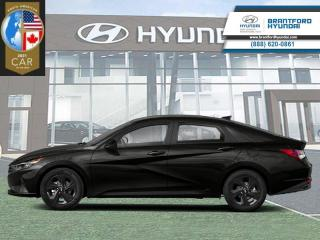 Used 2021 Hyundai Elantra Preferred IVT  - $152 B/W for sale in Brantford, ON