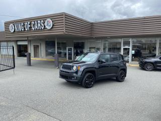 Used 2016 Jeep Renegade 75th Anniversary 4WD for sale in Langley, BC