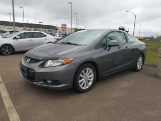 Used 2012 Honda Civic Cpe EX-L for sale in Moncton, NB