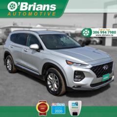 Used 2019 Hyundai Santa Fe Essential w/Mfg Warranty, AWD, Heated Seats and Steering Wheel, for sale in Saskatoon, SK