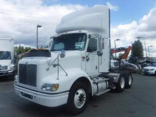 Used 2007 International 9200i Diesel Highway Tractor Day Cab with Air Brakes for sale in Burnaby, BC