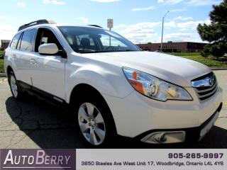 Used 2011 Subaru Outback 2.5I Premium for sale in Woodbridge, ON