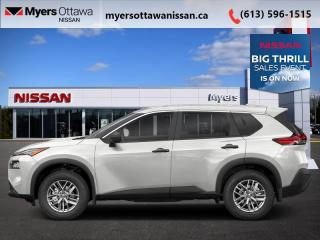 New 2021 Nissan Rogue SV  - Sunroof -  Heated Seats for sale in Ottawa, ON