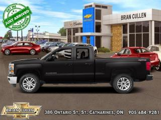 Used 2015 Chevrolet Silverado 1500 LT  - Low Mileage for sale in St Catharines, ON