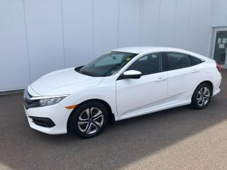Used 2017 Honda Civic SEDAN LX for sale in Port Hawkesbury, NS