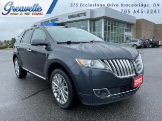 Used 2013 Lincoln MKX Base  - Leather Seats -  Cooled Seats for sale in Bracebridge, ON