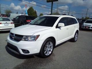 Used 2014 Dodge Journey SXT for sale in Leamington, ON