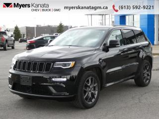 Used 2020 Jeep Grand Cherokee Limited X for sale in Kanata, ON