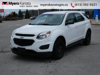 Used 2017 Chevrolet Equinox LS  - Bluetooth -  OnStar for sale in Kanata, ON