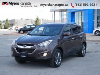Used 2014 Hyundai Tucson GL  - Sunroof -  Bluetooth for sale in Kanata, ON