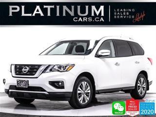 Used 2018 Nissan Pathfinder SV, 4WD, 3.5L,V6,7PASSENGER,NAV,CAM,HEATED for sale in Toronto, ON