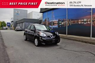 Used 2017 Nissan Micra S - Low mileage, with a 5spd manual!!! for sale in Vancouver, BC