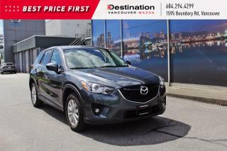 Used 2013 Mazda CX-5 GS - Local, in great shape, great price too wow! for sale in Vancouver, BC