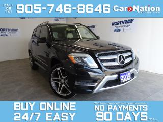 Used 2015 Mercedes-Benz GLK-Class GLK 250 | DIESEL | 4MATIC | LEATHER | ROOF | NAV for sale in Brantford, ON