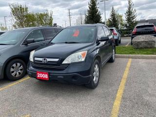 Used 2008 Honda CR-V EX-L for sale in Waterloo, ON