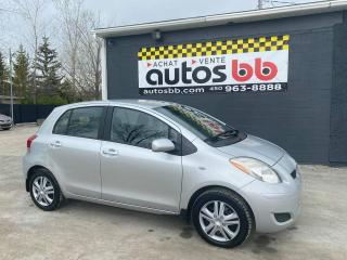 Used 2010 Toyota Yaris for sale in Laval, QC