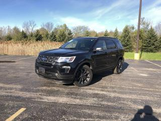 Used 2019 Ford Explorer XLT 4WD for sale in Cayuga, ON