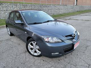 Used 2009 Mazda MAZDA3 GX,NO ACCIDENT, CERTIFIED for sale in Mississauga, ON