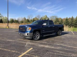 Used 2015 GMC Sierra 1500 SLT ALL TERRAIN DBLE CAB 4WD for sale in Cayuga, ON