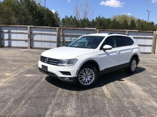 Used 2018 Volkswagen Tiguan Trendline 4Motion for sale in Cayuga, ON
