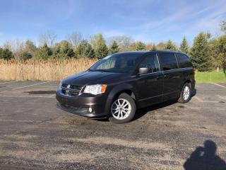 Used 2020 Dodge Grand Caravan SXT for sale in Cayuga, ON