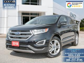 Used 2018 Ford Edge Titanium for sale in Oakville, ON
