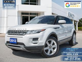 Used 2013 Land Rover Evoque Pure Plus for sale in Oakville, ON