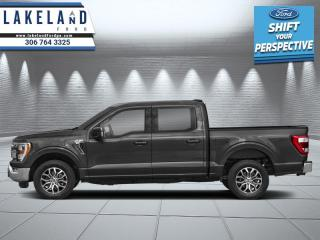 New 2021 Ford F-150 Lariat  - Leather Seats -  Cooled Seats - $457 B/W for sale in Prince Albert, SK