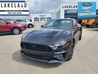 New 2021 Ford Mustang GT  - Aluminum Wheels -  SYNC - $312 B/W for sale in Prince Albert, SK