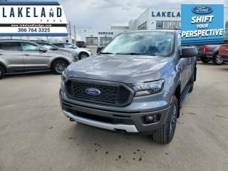 New 2021 Ford Ranger XLT  - Aluminum Wheels -  Android Auto - $260 B/W for sale in Prince Albert, SK