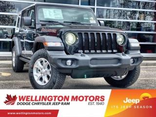 New 2021 Jeep Wrangler Unlimited Islander for sale in Guelph, ON