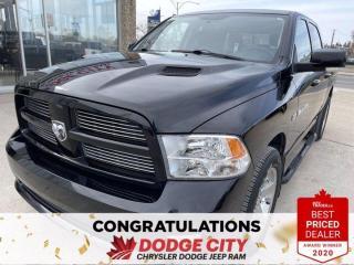 Used 2012 RAM 1500 Sport-4WD,V8,Nav,Htd.Seats, Remote Start for sale in Saskatoon, SK