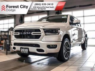 Used 2020 RAM 1500 SPORT for sale in London, ON