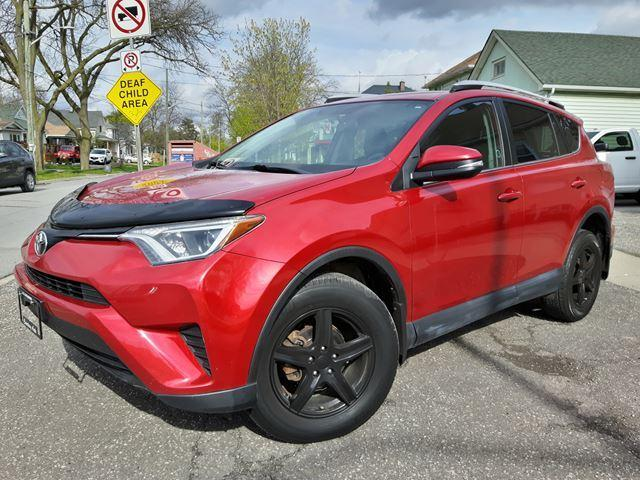 "2016 Toyota RAV4 LE ""Toyota Quality"" Reverse Cam & Bluetooth Amazing Condition!!!"